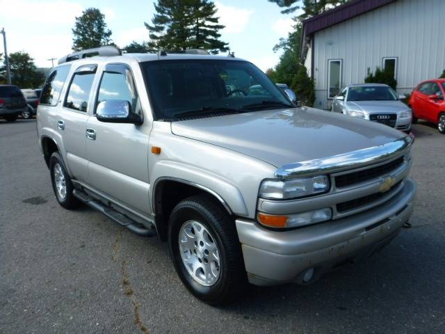 2005 Chevrolet Tahoe For Sale At Milford Auto Outlet In Milford NH