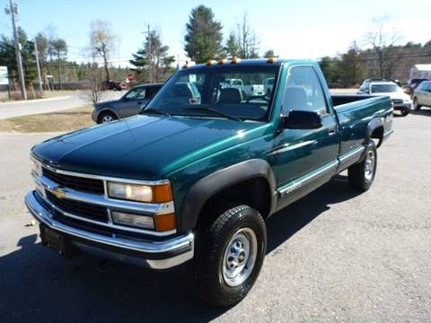 2000 Chevrolet C/K 2500 Series for sale in Milford, NH