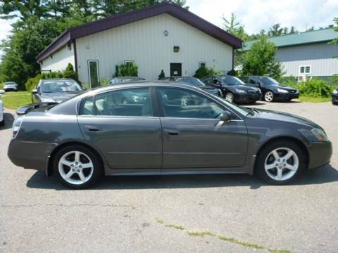 2006 Nissan Altima For Sale >> Used 2006 Nissan Altima For Sale Carsforsale Com