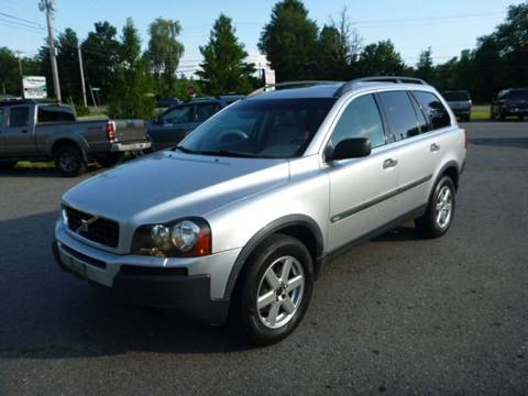 2003 Volvo Xc90 For Sale In Milford Nh