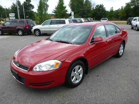 2008 Chevrolet Impala for sale in Milford, NH