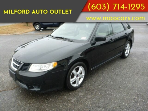 2005 Saab 9-2X for sale in Milford, NH
