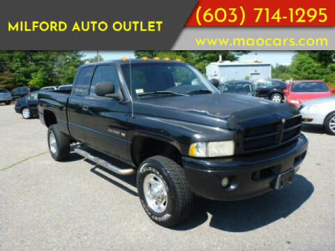 2002 Dodge Ram Pickup 2500 for sale at Milford Auto Outlet in Milford NH