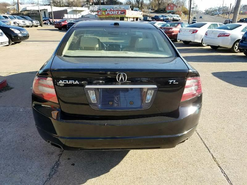 2008 Acura Tl 4dr Sedan In Nashville TN - Global Auto Sales and Service