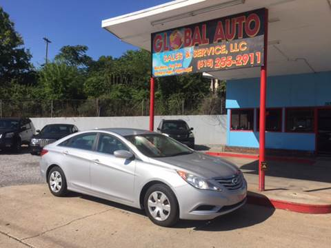 Used hyundai sonata for sale in nashville tn for Franklin motor company nashville tn