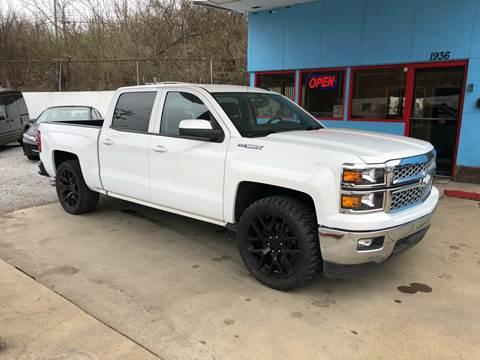 2015 Chevrolet Silverado 1500 for sale in Nashville, TN