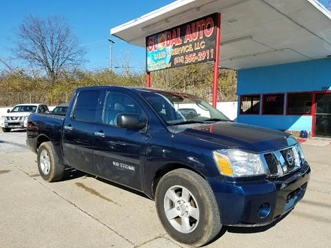 2007 Nissan Titan For Sale In Tennessee