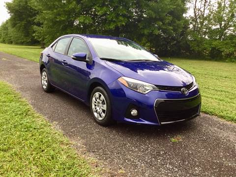 2014 Toyota Corolla for sale in Opelousas, LA