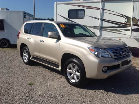 2011 Lexus GX 460 for sale in Eleanor, WV