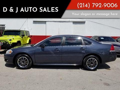 2009 Chevrolet Impala for sale in Dallas, TX