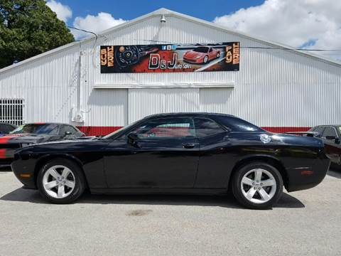 2012 Dodge Challenger for sale in Dallas, TX