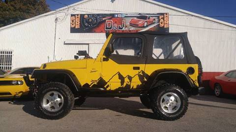 2001 jeep wrangler for sale in texas. Black Bedroom Furniture Sets. Home Design Ideas