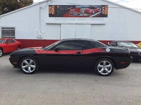 2014 Dodge Challenger for sale in Dallas, TX