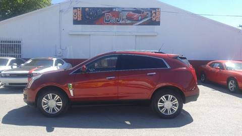 2010 Cadillac SRX for sale in Dallas, TX