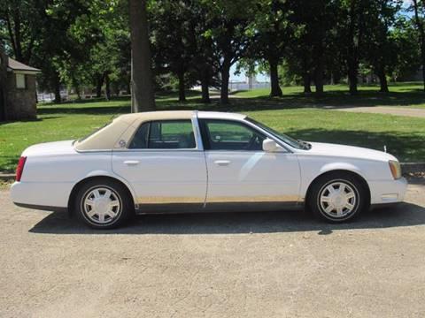 2003 Cadillac DeVille for sale in Mount Zion, IL