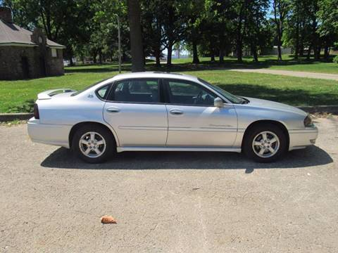 2004 Chevrolet Impala for sale in Mount Zion, IL