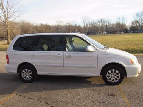 2005 Kia Sedona for sale in Mount Zion, IL