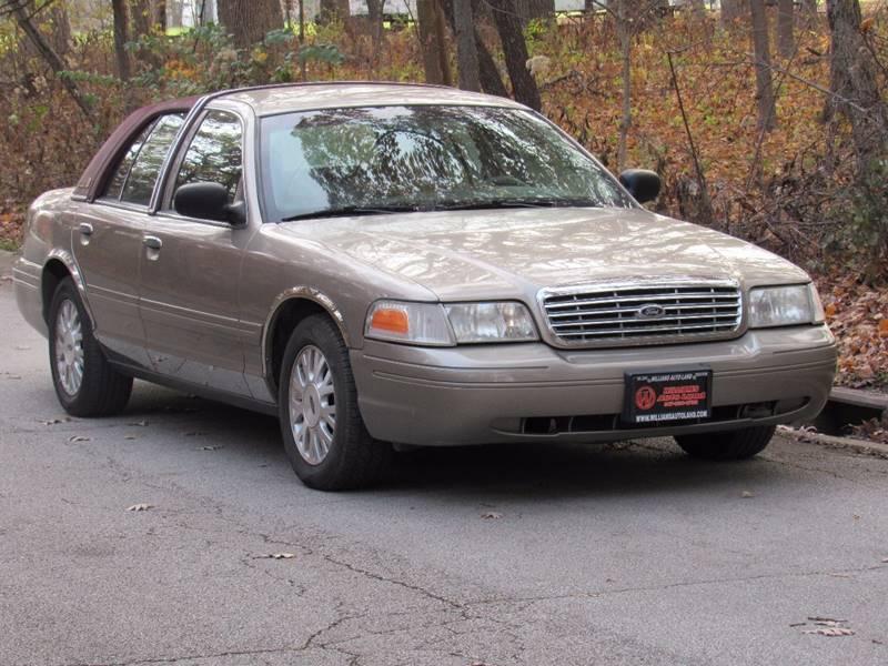 Ford Crown Victoria LX For Sale CarGurus - 2004 crown victoria