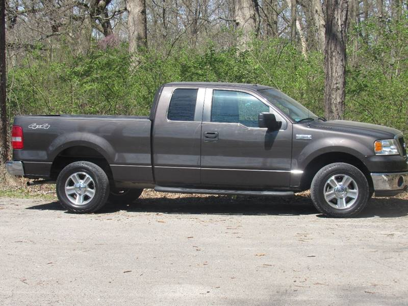 2007 ford f-150 xlt in mount zion il - william's auto land llc