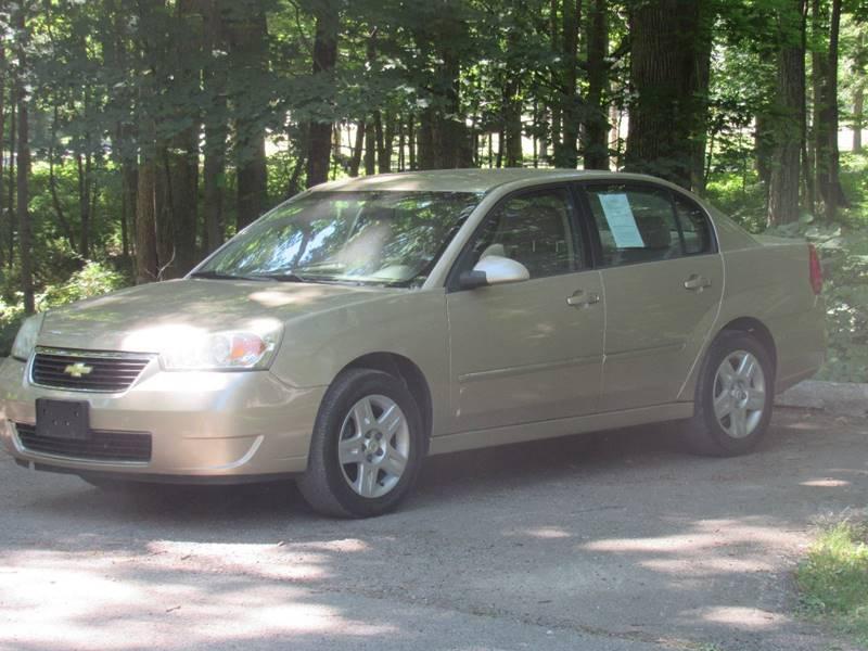 2006 Chevrolet Malibu For Sale At Williamu0027s Auto Land LLC In Mount Zion IL
