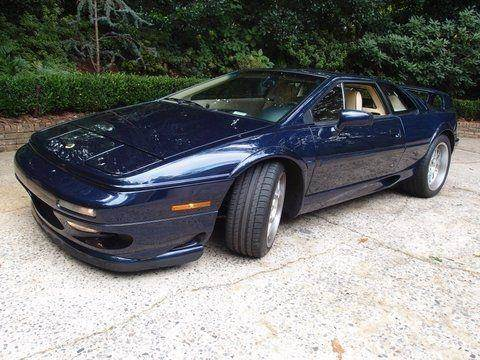 2004 Lotus Esprit for sale at Classic AutoSmith in Marietta GA
