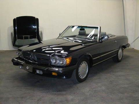 1988 Mercedes-Benz 560-Class for sale at Classic AutoSmith in Marietta GA