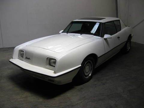 1988 Studebaker Avanti for sale at Classic AutoSmith in Marietta GA