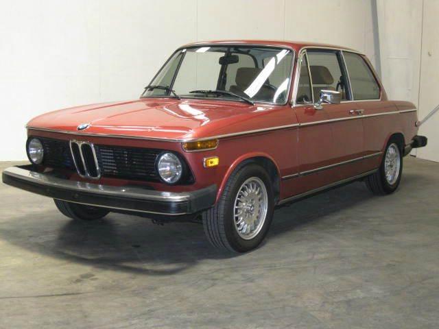 1974 BMW 1 Series for sale at Classic AutoSmith in Marietta GA