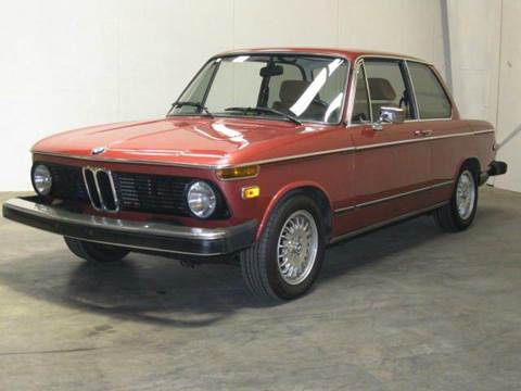 1974 BMW 1 Series for sale at Classic AutoSmith in Marietta GA