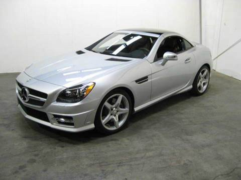 2012 Mercedes-Benz SLK-Class for sale at Classic AutoSmith in Marietta GA