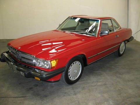 1989 Mercedes-Benz 560-Class for sale at Classic AutoSmith in Marietta GA
