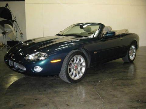 2002 Jaguar XKR for sale at Classic AutoSmith in Marietta GA