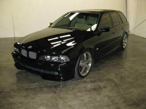 2001 BMW 5 Series for sale at Classic AutoSmith in Marietta GA