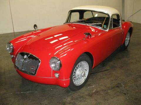 1957 MG MGA for sale at Classic AutoSmith in Marietta GA