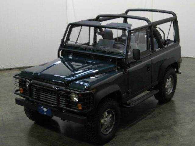 1997 Land Rover Defender for sale at Classic AutoSmith in Marietta GA
