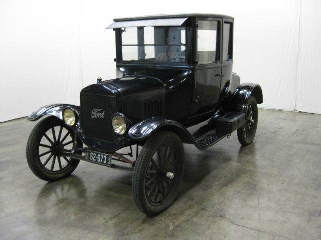 1924 Ford Model T for sale at Classic AutoSmith in Marietta GA