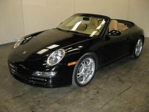 2006 Porsche Carrera GT for sale at Classic AutoSmith in Marietta GA