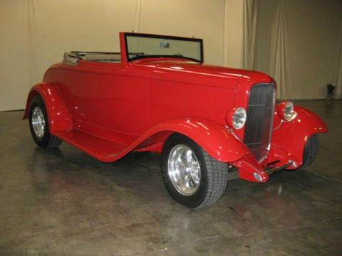 1932 Ford Custom for sale at Classic AutoSmith in Marietta GA