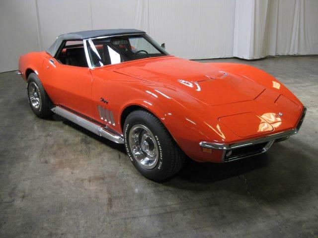 1969 Chevrolet Corvette for sale at Classic AutoSmith in Marietta GA