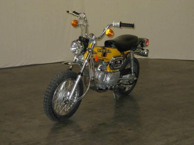 1974 Honda FCX Clarity for sale at Classic AutoSmith in Marietta GA