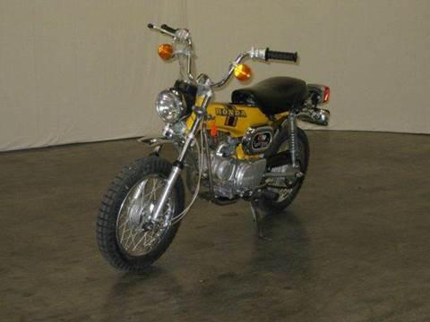 1974 Honda FCX Clarity