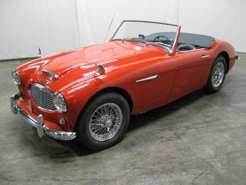 1962 Austin-Healey 3000 for sale at Classic AutoSmith in Marietta GA