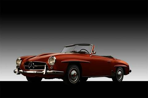 1961 Mercedes-Benz SL-Class for sale at Classic AutoSmith in Marietta GA