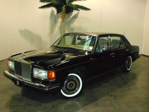 1988 Rolls-Royce Silver Spur for sale at Classic AutoSmith in Marietta GA