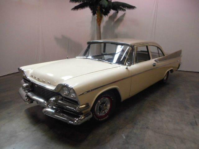 1958 Dodge Coronet for sale at Classic AutoSmith in Marietta GA