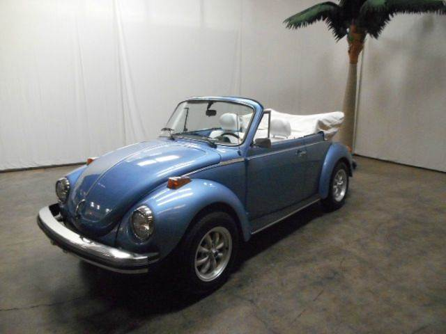 1978 Volkswagen Cabriolet for sale at Classic AutoSmith in Marietta GA