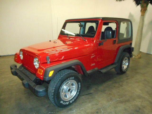 2000 Jeep Wrangler Sport for sale at Classic AutoSmith in Marietta GA