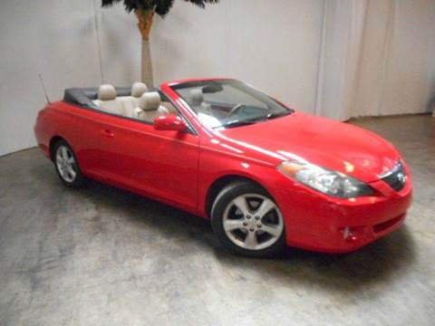 2006 Toyota Camry Solara for sale at Classic AutoSmith in Marietta GA