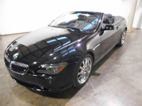 2007 BMW 6 Series for sale at Classic AutoSmith in Marietta GA