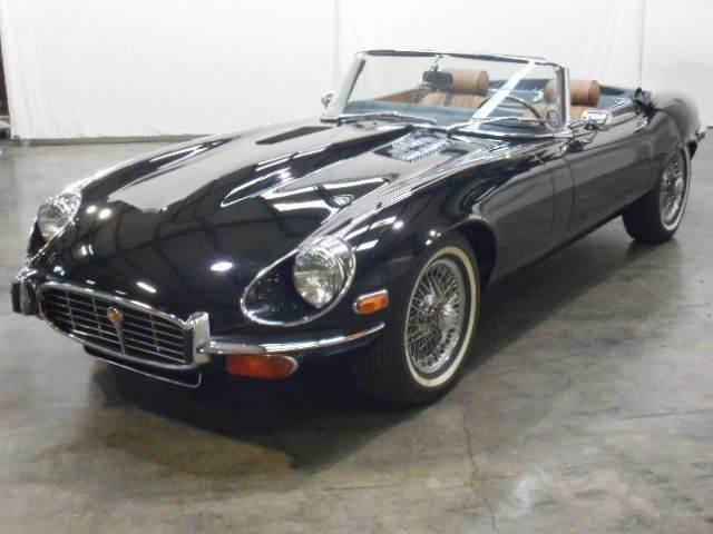 1974 Jaguar E-Type for sale at Classic AutoSmith in Marietta GA